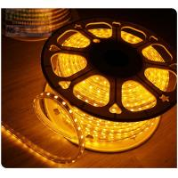 Wholesale 2017 new 110V AC yellow ledstrip ip65 tape SMD 60LED/M Manufacturer from china suppliers