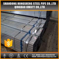 Wholesale pre galvanized rectangular tube from china suppliers