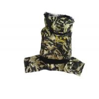 Wholesale Waterproof medium camouflage dog coat puppy clothes for chihuahuas XS XX from china suppliers
