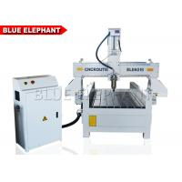 Wholesale ELE 6015 Small Advertising Engraving Machine , cnc wood cutting machine for sign making from china suppliers