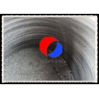 Wholesale 50 MM Thick Insulation Felt Cylinder Rayon Based High Temperature Resistance from china suppliers