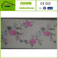 Materials Used Building Partition Wall Pvc Panel for wall and ceiling