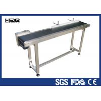 Wholesale Mini Conveyor Belt For Small Business , Stainless Steel Conveyors Food Processing from china suppliers
