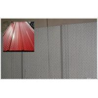Wholesale Perforated Metal For Sound Absorbing Baffle from china suppliers