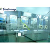 Wholesale PET Bottled Juice Bottle Filling Machine , Beverage Packaging Machine Apple Juice from china suppliers