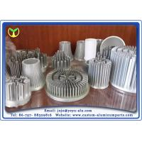 Wholesale Cold Forging Heat Sinks And Radiator machining aluminum For LED Lamp / Car / Computer from china suppliers