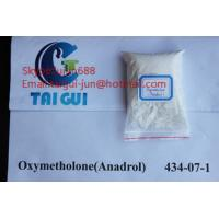 Wholesale Bulking Cutting Cycle Steroids , Anadrol Oxymetholone Bodybuilding 434-07-1 from china suppliers