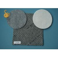 Wholesale Cushion Backing Washable Nonwoven Needle Punched Felt With Standard PVC Dots from china suppliers