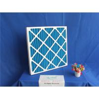 Wholesale Economical Metal Mesh Pre Filter Galvanized Sheet Flat Panel Air Filter from china suppliers