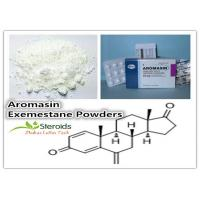 Wholesale High purity Aromasin Anti Estrogen Steroids Powder Exemestane for Tablet / Capsule Medicine from china suppliers