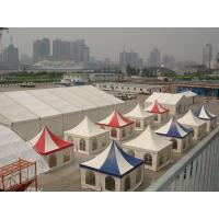 Wholesale 6x6 Meter Pagoda Wedding Party Mobile Canopy Tent Export Bahrain from china suppliers