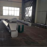 Wholesale High Treated Capacity Screw conveyor and compactor  for for sand,grain and sludge from china suppliers