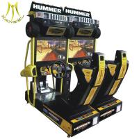 Wholesale Hansel HF shengyu Super Hummer / car arcade simulator Video car racing Game Machine from china suppliers