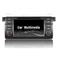 Wholesale BMW-747GD Android 4.0 3G WiFi BMW DVD Players , E46 M3 CAR DVD SYSTEMS Support Audio from china suppliers