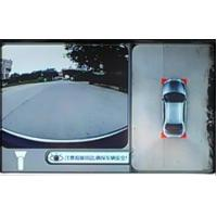 Wholesale Wide Angle Car Reverse Camera System With Night Vision 580TVL from china suppliers