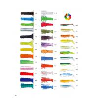 Wholesale Plastic high quality  fishing soft lures  Worm from china suppliers