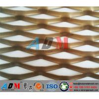 Wholesale Architectural Expanded Metal, Decorative Expanded Metal Mesh, Expanded Metal Facades from china suppliers