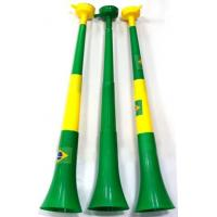 Wholesale Multicolor Fan Horn with 3 Sections For 2014 World Cup Brazil from china suppliers