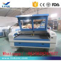 Wholesale 1600*1000mm 80w 100w 130w 150W co2 laser cut machine with HIWIN square rails from china suppliers