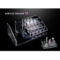 Wholesale Useful transparent color Acrylic holder 16 For Embroidery pen from china suppliers