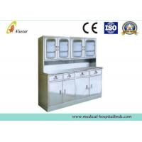 Wholesale 2 Drawers Stainless Steel Medical Cabinet Hickey Cabinet With Big Storage (ALS-CA004) from china suppliers