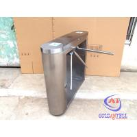 Wholesale Intelligent Security Tripod Turnstile Gate 220V / 110V Working Power from china suppliers