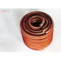 Wholesale Waste Heat Recovering Fin Coil Heat Exchanger in Domestic Water Boilers from china suppliers
