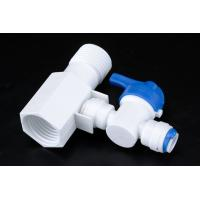 Wholesale Quick Connect Tee RO Water Treatment System Two Way Sliptter And Inlet Valve from china suppliers