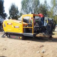 Buy cheap 97KW power engine Horizontal Directional Drilling Rigs , Comfortable Hdd Rig from wholesalers