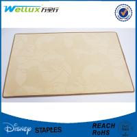 Wholesale Anti - Slip Indoor Rubber Flooring Mats With Flocking Fabric / Microfiber Fabric from china suppliers