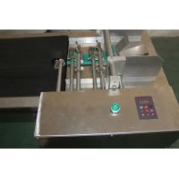 Quality Stainless Steel Pagination Paper Numbering Machine Conveyor Feeder for sale