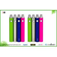China 2.4ml 800 Puff E Cig Evod Starter Kits / Evod Bottom Coil Tank Clearomizer on sale