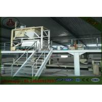 Wholesale Automatic Prefabricated Walls Fiber Cement Board Production Line Panel Making Machinery from china suppliers