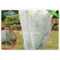 Wholesale 28gsm Non Woven Frost Protection Fleece with UV - Resistance for Farm from china suppliers