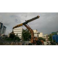 Buy cheap construction machine parts / Foundation Drilling Tools Excavator Telescopic Boom Arm from wholesalers