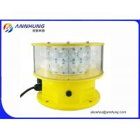 Buy cheap FAA L856 IP67 Medium Intensity Type A LED Aviation Obstruction Light For High Construction from wholesalers