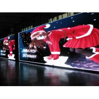 Wholesale P6mm Rental 1r1g1b Indoor Led Video Wall Display For Advertising , Quick Assemble from china suppliers