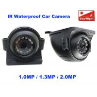 Wholesale Night Vision Side View Car Reversing Camera Waterproof With IR , 2.0 Megapixels from china suppliers
