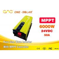 Wholesale Professional MPPT Home Solar Inverter Single Phase 24v 110v from china suppliers