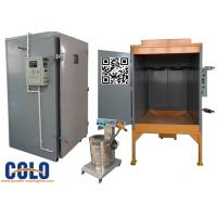 Wholesale Lab Small Powder Coating Line To Car Wheel Hub / Bike Frame / Bike Parts from china suppliers