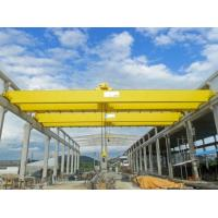 Wholesale Electromagnetic Double Beam Bridge Crane With Grab Bucket , Hoisting Equipment from china suppliers