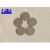 Wholesale Durable CR2016 Coin Cell Battery , Long Life  MP3 3v Lithium Battery from china suppliers