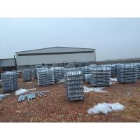 Wholesale Hot Dipped Galvanized Solar Ground Screw N76mm from china suppliers