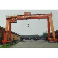 Buy cheap 200T Double girder gantry crane with hook from wholesalers