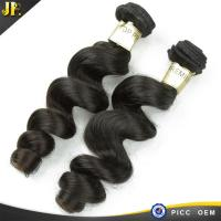 Wholesale Brazilian body wave hair in mozambique brazilian bulk hair weaving without weft natural color from china suppliers