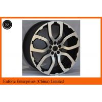 Wholesale 19inch Evoque 4 x 4  Range Rover 20x9 off road wheels / Black offroad wheels from china suppliers