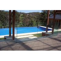 Wholesale Nice tempered glass pool fence panels/safety fence for pool from china suppliers