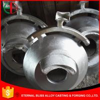 Wholesale ASTM UNS A03550 Top Bottom Aluminum Parts EB9034 from china suppliers