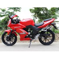 Quality Single Cylinder Street Bikes 4 Stroke Air Cooled , Smart Shape 250cc Sport Motorcycles for sale