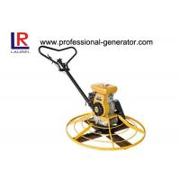 Wholesale Gasoline Walk Behind Compactor , Portable 5.0HP Vibratory Plate Compactor Rental from china suppliers